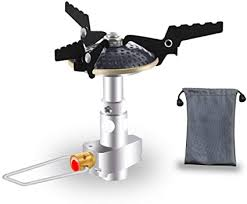 <b>Mini</b> Outdoor Cooking <b>Folding Portable</b> Pocket Camping Gas Stove ...