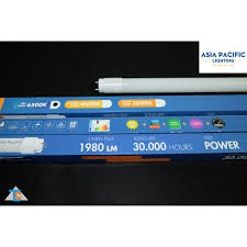 Bóng đèn led tuýp thuỷ tinh Asia Pacific Lighting T8 -22w 1m2 - Tiêu chuẩn  Châu Âu - Tiết kiệm 90% điện