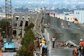 San Francisco Bay Area earthquake ...
