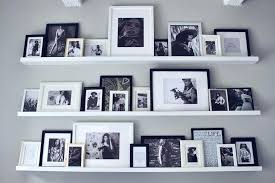 black and white gallery wall how to create a black and white gallery wall the edit black and white gallery wall