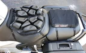 Airhawk Motorcycle Seat Cushion Fit Chart Air Hawk Comfort Seating System Review Rider Magazine