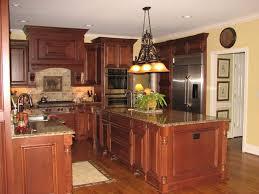 Cherry Kitchen Cherry Kitchen Cabinets With Countertops Kitchen Ideas