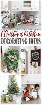 25+ unique Christmas kitchen decorations ideas on Pinterest | Christmas  kitchen, Christmas decor for kitchen and DIY Christmas kitchen decor