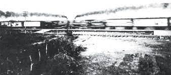 Crush's Locomotive Crash Was a Monster Smash