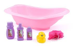 dolls bath set by dolls world