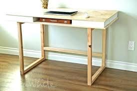 simple computer desk plans s simple computer desk woodworking plans
