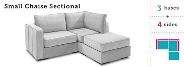 small sectional couch with chaise front room better houses and gardens slip cowl lounger small sectional couch i79 small