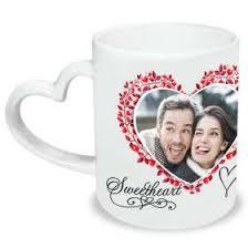 my heart belongs to you personalised mug