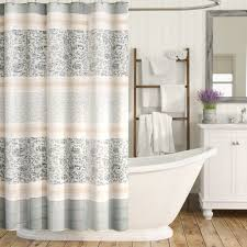 shower curtains. Brilliant Curtains Chambery Cotton Shower Curtain For Curtains M
