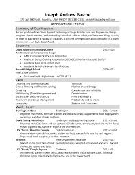 Draft Of A Resume Final Draft Resume Jpascoe