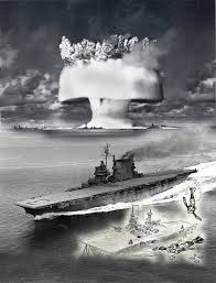Dishes at Wreck USS Saratoga Bikini Atoll Marshall Islands Stock     Getty Images This is not suspended silt in the water like you would encounter on  practically every dive in UK waters  it is actually myriads of tiny  tiny  fish known