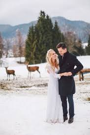 two free people wedding dresses for a hippie and romantic inspired Wedding Blog Germany two free people wedding dresses for a hippie and romantic inspired snowy celebration in germany romantic, german wedding and free people Germany Wedding Packages