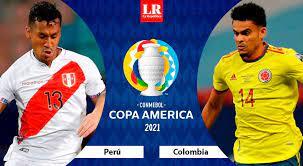 Watch Peru vs Colombia match ...