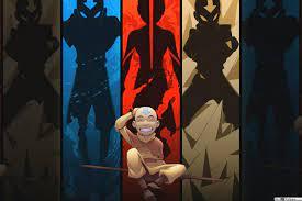 Avatar: The Last Airbender: Aang (Collab) Tải xuống hình nền HD