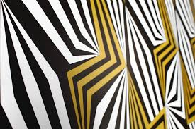 Small Picture Crafty Design Wall Paper Designers Angles Is A Modern Geometric