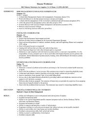 Home Health Care Aide Resume Sample Coordinator Template