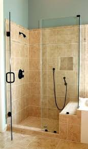 Pictures Of Ceramic Shower Stalls completed porcelain tiled shower