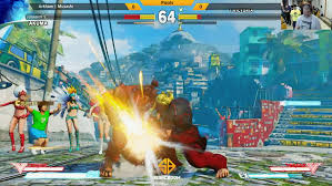 blind player racks up a win at his first street fighter 5