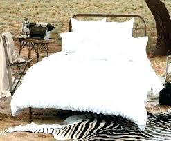 white ruffle bedding white ruffle comforter set white ruffle comforter ruffle comforter set image of contemporary white ruffle bedding