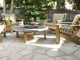 Patio Ideas Image Concrete Patio Furniture Set Concrete