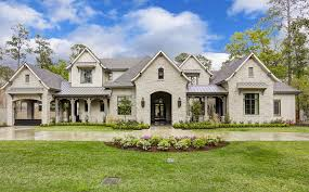 $4.5 Million Newly Built French Country Home In Houston, TX