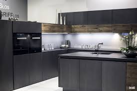 in gallery stylish modern kitchen from rempp with wooden cabinets and under cabinet led strip lighting