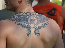 44 Groovy Back Tattoos For Men