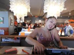 Restaurant Hostess Hostess With The Mostess Picture Of Trio Restaurant Palm