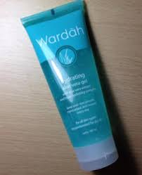 harga hydrating aloe vera gel wardah terbaru