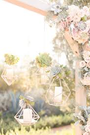 flowers wedding decor bridal musings blog: blush desert wedding amy amp jordan photography bridal musings wedding blog