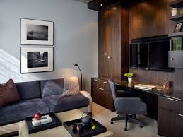 Office living room Minimalist Architecture Art Designs 18 Super Functional Ideas For Mini Office In The Living Room