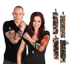 Zlatá Rybka Tetovací Rukáv 6 Druhů