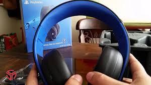 sony gold wireless headset. sony gold wireless headset review en español
