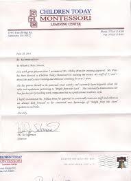 letter of recommendation for preschool teacher letter format  letter of recommendation for preschool teacher recommendation recommendations recommendation letter for daycare teacher reacutesumeacute templates preschool teacher