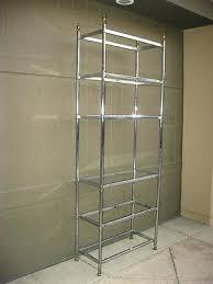 chrome bookshelf chrome glass bookshelf chrome bookshelf chrome glass bookshelf