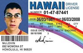 Fun Chile License Aeropost - Id Fake Mclovin com