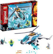 Lego Ninjago 70673 ShuriCopter, Bauset: Amazon.de: Spielzeug