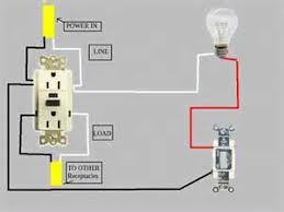 gfci wiring diagram switch gfci image wiring similiar gfi wiring diagrams keywords on gfci wiring diagram switch