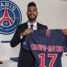 No fim da janela, PSG oficializa contratação de Choupo-Moting