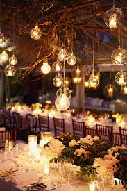 sparkling crystals and light reflections bouncing off each other creating a romantic wonderland