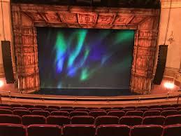 St James Theatre Section Mezzanine C Row H Seat 109