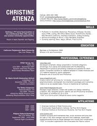 nice architecture student resume experience involment skills isabellelancrayus nice architecture student resume experience involment skills writing entrancing architecture resume pdf resume for architects