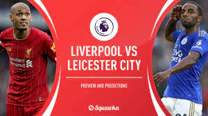 Jurgen klopp's side have top spot and history in their sights but must first overcome a crippling injury crisis. Liverpool V Leicester City Prediction Preview Team News Premier League