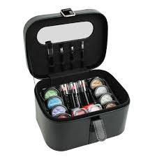 vanity case makeup set ideas