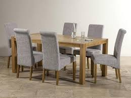 hudson round oak extending dining table with 4 bewley slate chairs hygena square solid wood choc