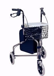 walkers aluminium tri walker