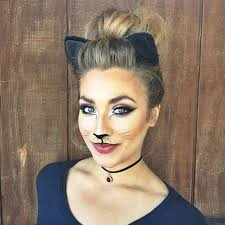 23 pretty and easy makeup looks easy cat makeupcat face