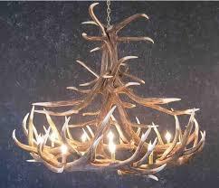 make your own antler chandelier antler chandelier