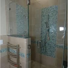 ceramic tile glass tile shower