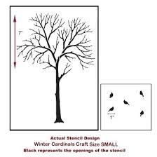 How Large Tree Stencil Big Christmas Free Printable Luxury Family